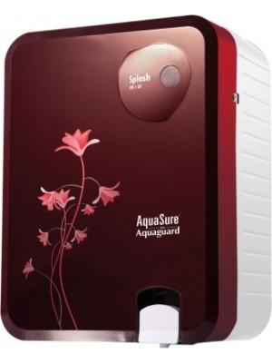 Eureka Forbes Aquasure from Aquaguard Splash 6 L RO+UF Water Purifier