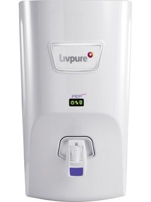 Livpure Pep Pro++ 7 L RO + UV +UF Water Purifier(White)