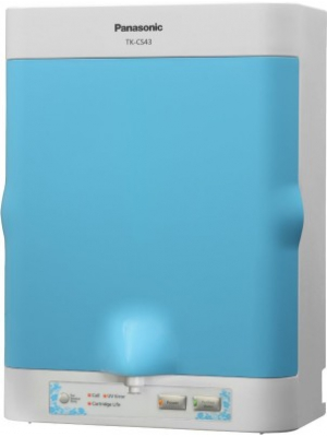 Panasonic TKCS43-DAJ 6 L RO + UV Water Purifier(Blue, Grey)