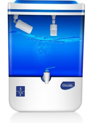 Protek PIXEL Ultimate ALKALINE 10 RO+UV Water Purifier
