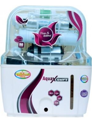 RK Aquafresh India ZX 14 Stage 12 L RO+UV+UF Water Purifier