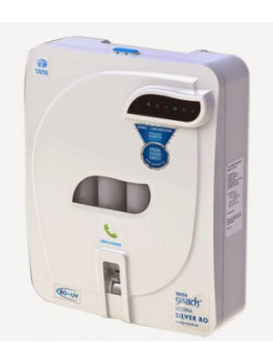 Tata Swach Ultima Silver Ro + Uv 7 L RO Water Purifier(White)