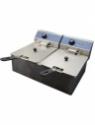 Congas JDF-6+6 12 L Electric Deep Fryer