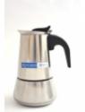 Kitchen Mart Percolator 320 ml 4 cups Coffee Maker(Steel)