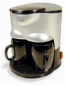 Sogo SS-020 2 cups Coffee Maker(Silver)