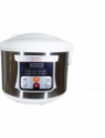 Electro Tech ET750AC Electric Rice Cooker with Steaming Feature(5 L, Silver, White)