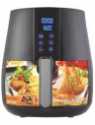 Electrosense Digital DT-13 Air Fryer(2 L, Black)