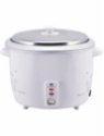 Everest EVD 28 Classic Electric Rice Cooker(2.8 L, White)