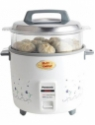 Panasonic SR-W18GH FCMB Electric Rice Cooker with Steaming Feature(0.9 L)