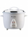 Preethi RC 309 A18 litre Electric Rice Cooker with Steaming Feature(1.8 L, White)
