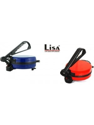 lisa blue red Roti/Khakhra Maker(blue,red)