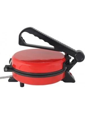 Muxyn Stylish Roti/Khakhra Maker(Red)