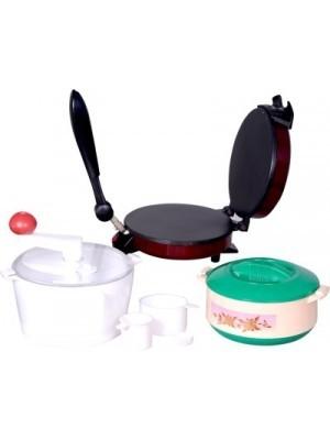 Royal RMH Roti/Khakhra Maker(Cherry)