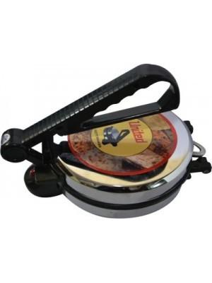 United Instant Chapati Maker Roti/Khakhra Maker(Silver)