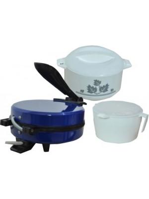 WELLWON ROTI MAKER COMBO Roti/Khakhra Maker(Blue)