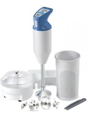 Boss Big Boss Portable Hand Blender(White, Blue)