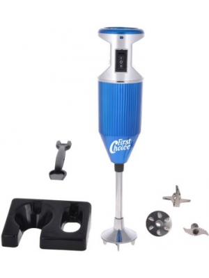 First Choice FCBlue 200 W Hand Blender(Blue)