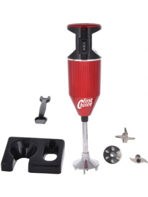 First Choice FCRed 200 W Hand Blender(Red)