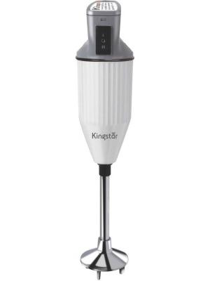 Kingstar Blend Pro 200 W Hand Blender(Grey, White)