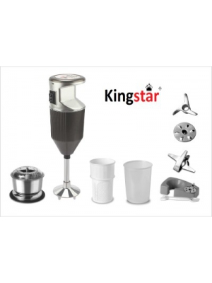 Kingstar Bmw Gery 200 W Hand Blender(Grey)