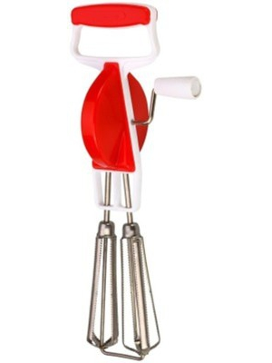Mayur Exports egg beater 1 W Hand Blender(Red)