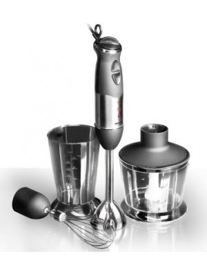 Redmond RHB-2914 700 W Hand Blender(Black, Silver)