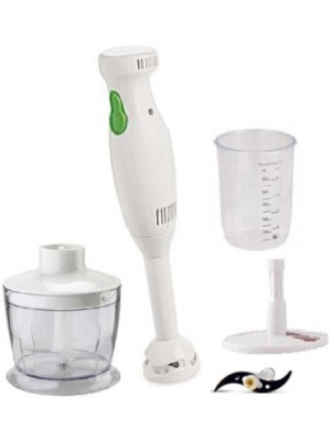 Sheffield Classic SH-9019 250 W Hand Blender(White)