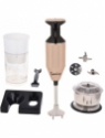Speedway Copper With Attachments HB7 200 W Hand Blender(Copper)
