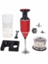 speedway SWRed with Attachment 200 W Hand Blender(Red)