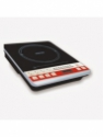 Equity EQIC 11 Induction Cooktop(Red, Push Button)