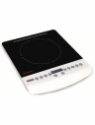 Padmini Elegant Induction Cooktop(White, Push Button)