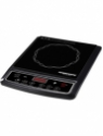 Sowbaghya Sarvam Plus (Without Pot) Induction Cooktop(Black, Push Button)
