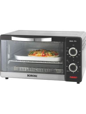 Borosil Prima BOTG10LBS21 10L 1000W OTG Microwave Oven
