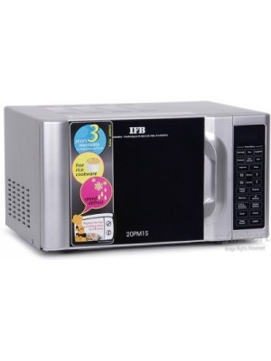 IFB 20 L Solo Microwave Oven(20PM1S, Silver)