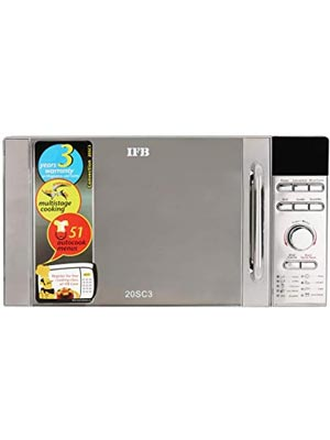IFB 20SC3 20 L Convection Microwave Oven
