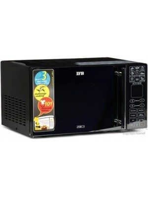 IFB 25 L Convection Microwave Oven(25BC3, Black)