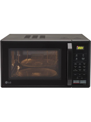 LG 21 L Convection Microwave Oven(MC2146BV)