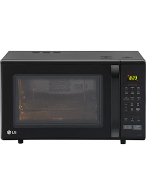 LG 28 L Convection Microwave Oven MC2846BG