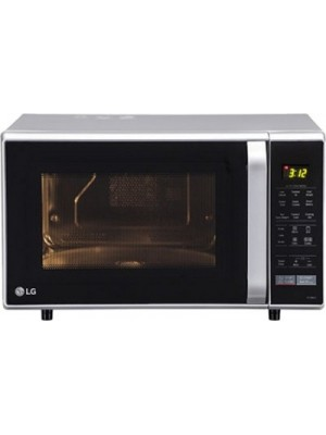 LG 28 L Convection Microwave Oven(MC2846SL, Silver)