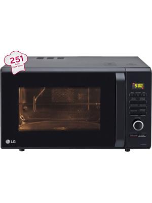 LG 28 L Convection Microwave Oven (MC2886BFUM)