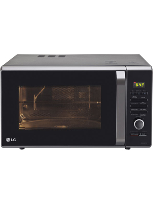 LG 28 L Convection Microwave Oven MJ2886BFUM