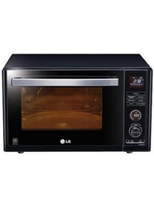 LG 32 L Convection Microwave Oven(MJ3283BKG, Black)