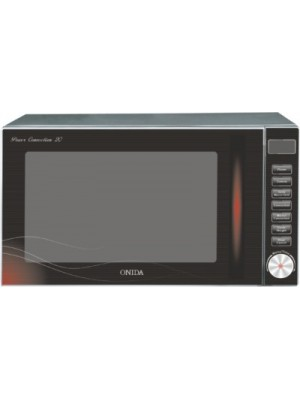 Onida 20 L Convection Microwave Oven(MO20CJP27B, Reddish Black)