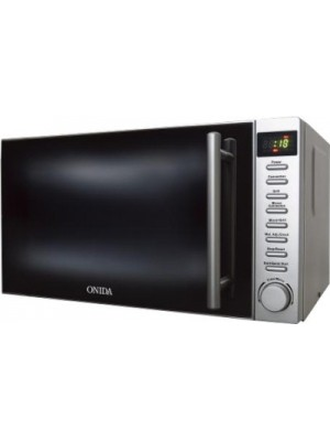Onida 20 L Convection Microwave Oven(MO20CJS26S, Black & silver)