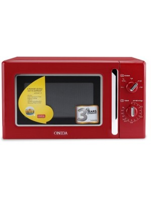 Onida MO20SMP13R 20 L Solo Microwave Oven