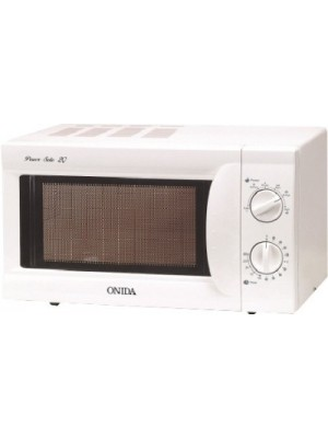 Onida 20 L Solo Microwave Oven(MO20SMP21W, White)
