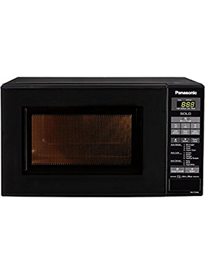 Panasonic 20 L Solo Microwave Oven (NN-ST266BFDG)