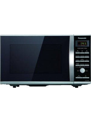 Panasonic 27 L Convection Microwave Oven(NN-CD674M, Silver)