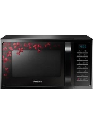 SAMSUNG 28 L Convection Microwave Oven(MC28H5015VB, Black)