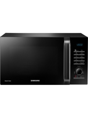 SAMSUNG 28 L Convection Microwave Oven(MC28H5135VK, Black)